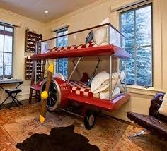 Bedroom Design For Children Airplane Room Decor For Children Concept Information About Home