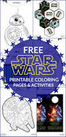 the force awakens 21 star wars printable coloring pages
