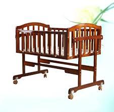 wooden baby crib u2013 carum