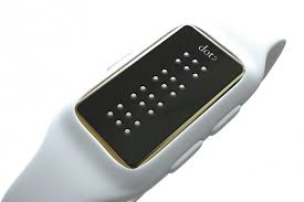 Technology For Blind People Dot The First Braille Smartwatch For Blind People Iphonology Com