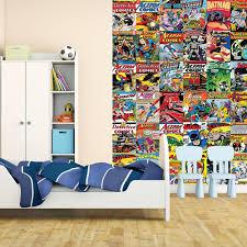 nuevo pared mural marvel comics batman superman iron man thor nuevo pared mural marvel comics batman
