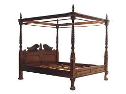 antique canopy bed mahogany antique chippendale canopy bed antique reproduction