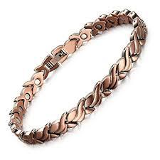 magnetic copper bracelet images Rainso womens magnetic copper bracelets for arthritis jpg