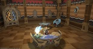 Personal Room 100 Carbuncle Missing The Rug Ffxiv