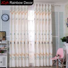 Rainbow Curtains Childrens Baby Curtains Promotion Shop For Promotional Baby Curtains On