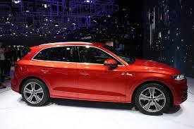 Audi Q5 1 9 - paris 2016 audi q5 gtspirit