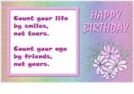 simple birthday wishes for friends short and sweet messages for