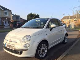 fiat 500 sport multijet 1 3 2009 fsh 2 lady owners in swindon