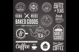 chalkboard cafe and bakery designs wallpaper mural pickawall