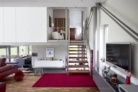 Garage Interior Color Schemes Architecture Interior Germany Modern Home Decoration Using Square