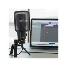 Desk Mic For Gaming by Rode Ntusb Versatile Studio Quality Usb Microphone