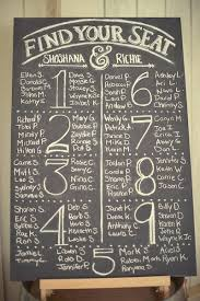 chalkboard wedding program seating chart chalkboard wedding program etsy emakesolutions