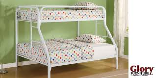 White Metal Bunk Bed White Metal Bunk Bed