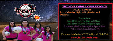 Make Up Classes In San Antonio Tx Tnt Volleyball Club