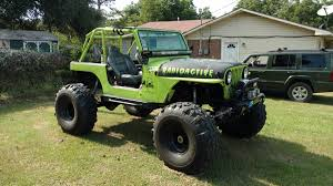 jeep samurai for sale craigslist atlanta 10 intense vehicles to attack the trails