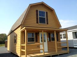 Log Cabin Floor Plans With Loft by Small Scale Homes Wood Tex 768 Square Foot Prefab Cabin