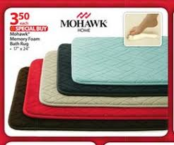 Mohawk Bathroom Rugs Walmart Deal Live Now Mohawk Home Memory Foam Bath Rug 3 50