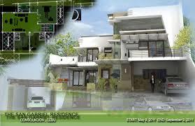 architects home design architect house designs comtemporary 3 cebu custom homes