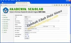 membuat database akademik dengan mysql php toko buku skripsi informatika