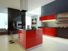 black red kitchen adorable software minimalist fresh on black red