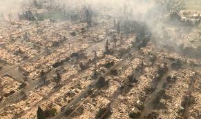 Wildfire Design Agency by Northern California Wildfires Claim At Least 15 Lives As More Than