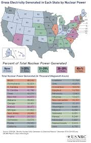 Nuclear Power Plants In Florida Map by Nrc Nrc Maps Of Power Reactors
