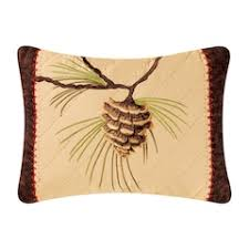 Pine Cone Home Decor Lodge Cabin Throw Pillows Home Decor Kohl U0027s