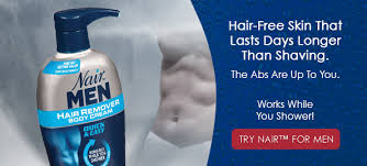 hair removal products for men nair