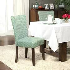 Upholstery Ideas For Chairs Upholstered Dining Room Chairs Without Arms With Casters Target