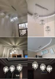 Esszimmer Lampen Rustikal Bar Pendelleuchte Rustikalen Beleuchtung Moderne Kristall Anhänger