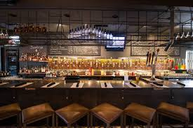 Restaurant Kitchen Lighting Bar Hospitality Lighting Design Of Tap 42 Bar And Kitchen Fort