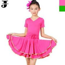 latin dance competition dress children standard rumba samba