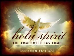 comforter bible verse dove scripture holy spirit the comforter has come john 16 7