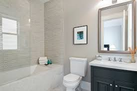 bathroom tile ideas houzz valuable design ideas guest bathroom ideas in grey houzz decor