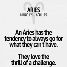 go forwàrd and get it aries sign zodiac astrology