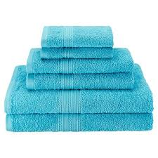 bath towel sets cheap turquoise bath towel