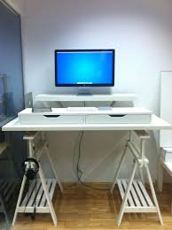 furniture hacks articles with ikea hack desk shelf tag ikea office hacks