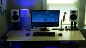 My Custom Computer Desk Custom Computer Desk by My Dream Workstation Custom Desk Desks And Modern