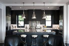 Transitional Island Lighting Kitchen Island Divider Kitchen Transitional With Cabinet Front