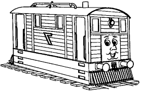 thomas train coloring pages free thomas train