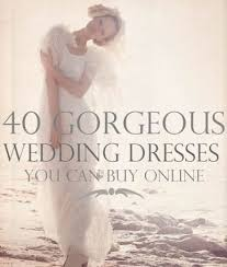 unique wedding dresses 40 unique wedding dresses you can buy online
