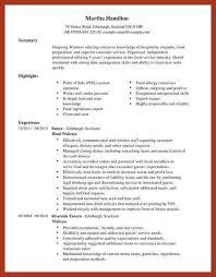 Barback Resume Examples by 100 Waitressing Resume Waitress Resume Example Waiter