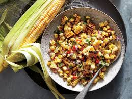 grilled corn salsa recipe cooking light
