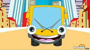 Download Video Nursery Rhymes The Wheels Of The Bus Go Round And