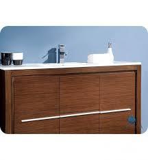 fresca allier 48 x 18 modern bathroom vanity fvn8148wg fvn8148wg