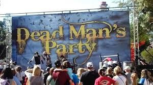 Fright Fest Six Flags Arlington Tx Dead Man U0027s Party Six Flags Over Texas Full Show 2014 Youtube