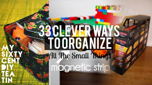 organzing 33 organizing small things ideas youtube