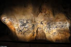 a full size reion of chauvet cave has been built to exactly replicate the underground