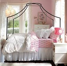 Iron Canopy Bed Nursery Notations High Vs Low Iron Canopy Bed
