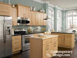wood cabinets kitchen light kitchens with light wood cabinets contemporary design
